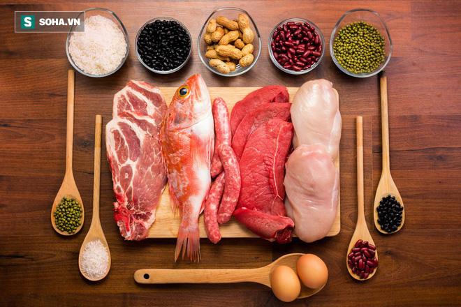 4 kiểu ăn uống càng ăn càng xấu xí, già nua, bệnh tật: Có thể bạn cũng đang mắc lỗi này! - Ảnh 2.