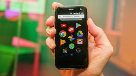 Huyền thoại Palm tái xuất với một chiếc điện thoại không thể nhỏ hơn - Ảnh 5.