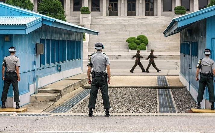 Sáng nay, Hàn Quốc-Triều Tiên-UNC họp kín 3 bên về quân sự lần đầu tiên ở Bàn Môn Điếm