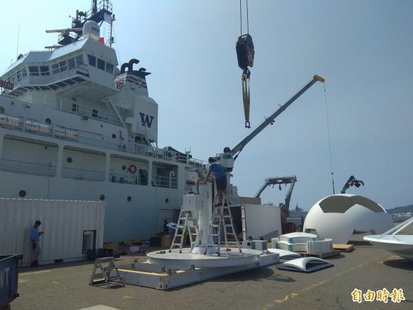 Tàu hải quân Mỹ cập cảng Đài Loan, chuyên gia TQ: Mỹ chuẩn bị cho tác chiến chống ngầm - Ảnh 1.