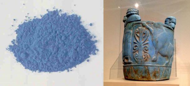 Cách đây 4000 năm, người Ai Cập xây lăng mộ luôn phủ màu xanh lên: Vì sao vậy? - Ảnh 2.