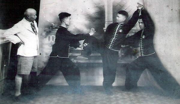 Trước Diệp Vấn hàng chục năm, từng có một người bán thịt mở đường cho võ lâm Trung Quốc - Ảnh 1.