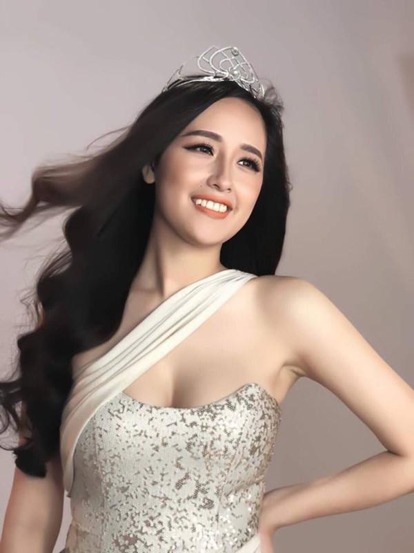 Nhan sắc rực rỡ của Hoa hậu Việt Nam giục mãi không chịu lấy chồng - Ảnh 1.