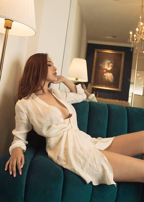 Nhan sắc rực rỡ của Hoa hậu Việt Nam giục mãi không chịu lấy chồng - Ảnh 3.