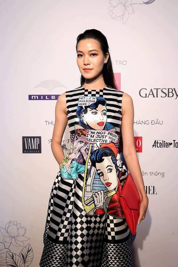 Nhan sắc rực rỡ của Hoa hậu Việt Nam giục mãi không chịu lấy chồng - Ảnh 8.