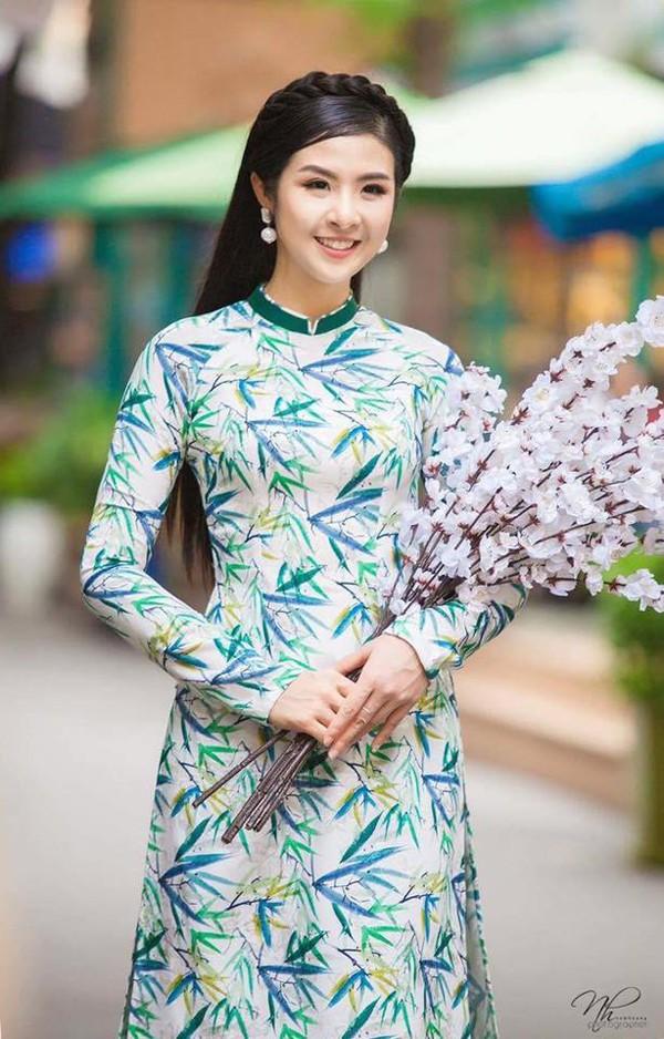 Nhan sắc rực rỡ của Hoa hậu Việt Nam giục mãi không chịu lấy chồng - Ảnh 10.