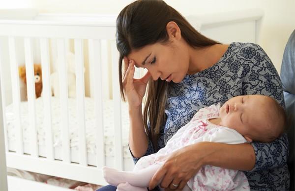 10 dấu hiệu nhận biết trầm cảm sau sinh - Ảnh 1.