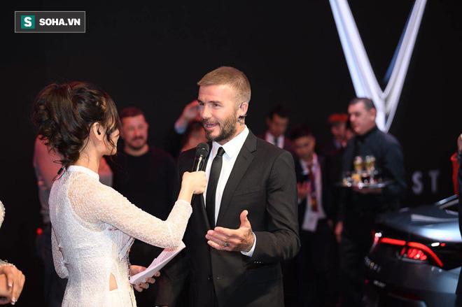Beckham tiếp tục khen ngợi xe VinFast ngay trên facebook có hơn 53 triệu like - Ảnh 2.