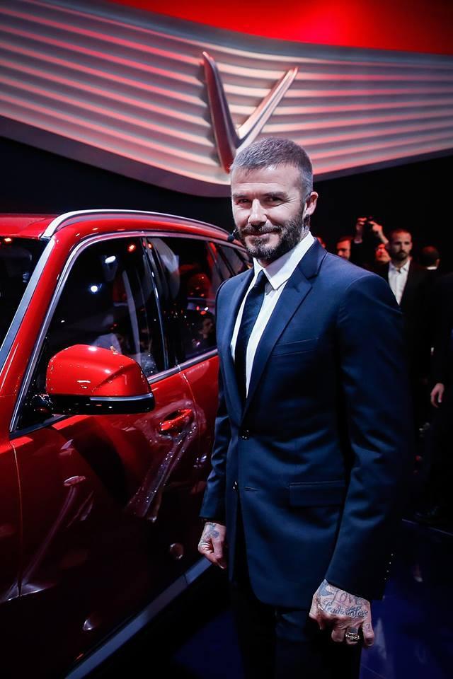 Beckham tiếp tục khen ngợi xe VinFast ngay trên facebook có hơn 53 triệu like - Ảnh 3.