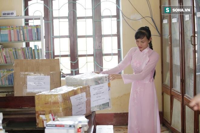 Thư viện vùng quê nghèo tiếp thêm động lực học tập suốt đời - Ảnh 12.