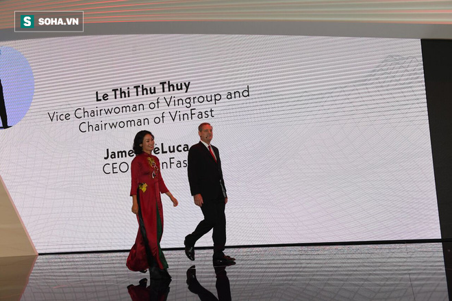 Chân dung nữ chủ tịch VinFast – người phụ nữ quyền lực ngành ô tô thế giới - Ảnh 1.