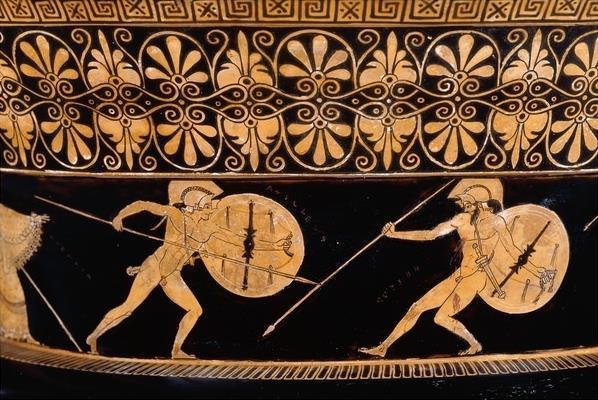 Góc nhìn khác từ cuộc chiến giữa Hector và Achilles: Khi nhà vua đối đầu đại tướng - Ảnh 3.