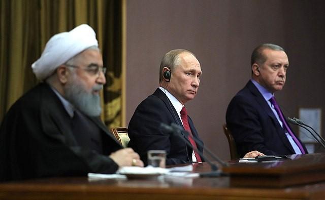 """""""Đảo chiều"""" tham vọng Nga tại Trung Đông: Đứt kèo Iran, Thổ đắc lợi phút chót - Ảnh 1."""