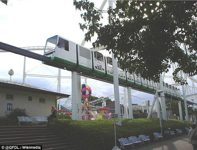 Expoland: Từ công viên hàng đầu Nhật Bản bỗng hóa nơi hoang phế không một bóng người sau tai nạn đáng sợ của nữ du khách - Ảnh 3.