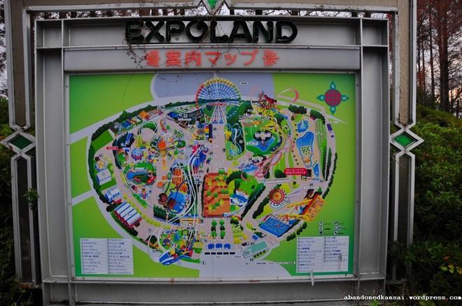 Expoland: Từ công viên hàng đầu Nhật Bản bỗng hóa nơi hoang phế không một bóng người sau tai nạn đáng sợ của nữ du khách - Ảnh 12.