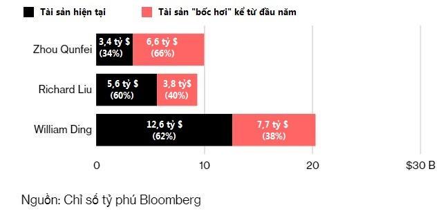 """Tài sản của nữ tỷ phú tự thân giàu nhất Trung Quốc """"bốc hơi"""" 66% - Ảnh 1."""