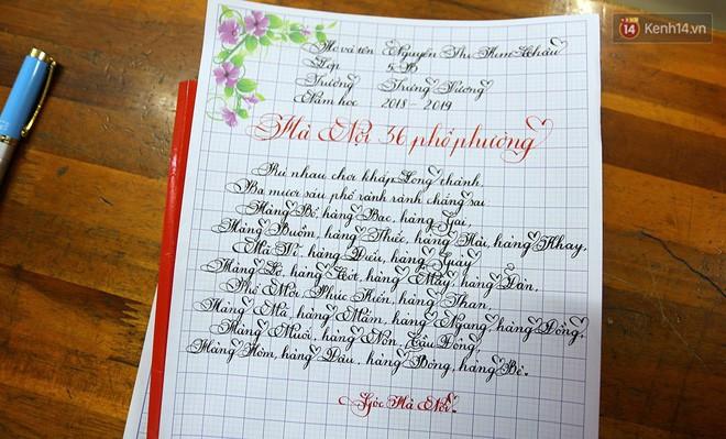 Gặp 18 cô giáo Quảng Trị viết chữ đẹp như vẽ tranh vừa gây sốt MXH: Học sinh trong trường chữ cũng siêu đẹp - Ảnh 16.