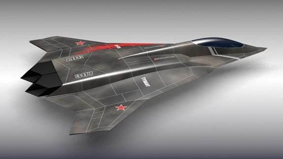 Tương lai không người lái của chiến đấu cơ thế hệ thứ 5 Su-57 - Ảnh 1.