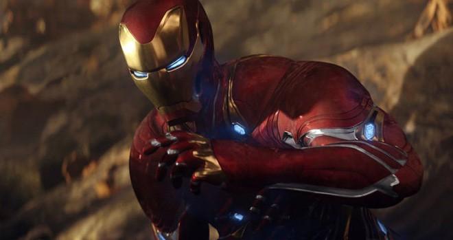 Đây, bộ giáp mà Iron Man sẽ dùng để chiến đấu với Thanos trong Avengers 4 - Ảnh 1.