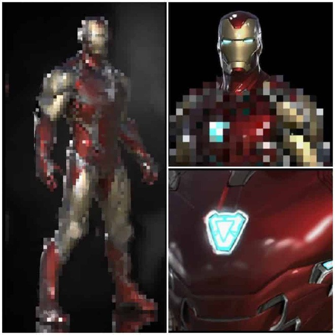 Đây, bộ giáp mà Iron Man sẽ dùng để chiến đấu với Thanos trong Avengers 4 - Ảnh 2.