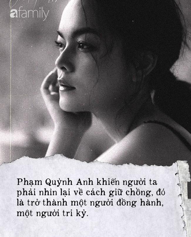 Phạm Quỳnh Anh và cuộc hôn nhân tan vỡ: Khi phụ nữ không còn dùng tiếng khóc để nói về sự khổ đau - Ảnh 1.