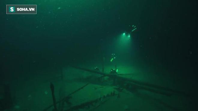 Thám hiểm vùng chết sâu 2.000m ở Biển Đen, phát hiện xác tàu cổ nhất trong lịch sử  - Ảnh 3.