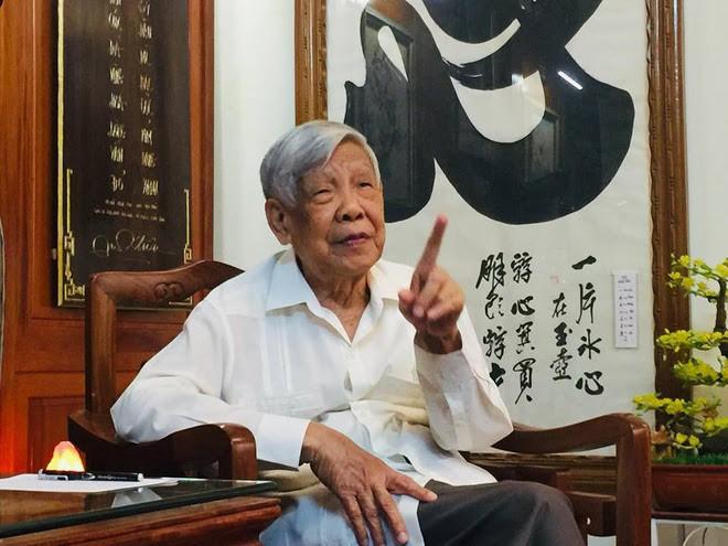 Ông Lê Khả Phiêu: Tổng Bí thư làm Chủ tịch nước, phòng chống tham nhũng sẽ đẩy mạnh hơn - Ảnh 1.