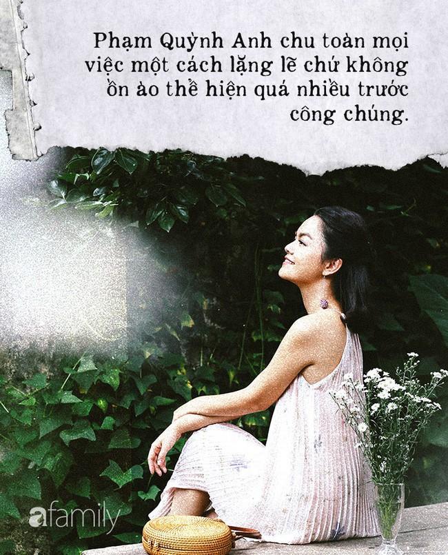 Phạm Quỳnh Anh và cuộc hôn nhân tan vỡ: Khi phụ nữ không còn dùng tiếng khóc để nói về sự khổ đau - Ảnh 2.