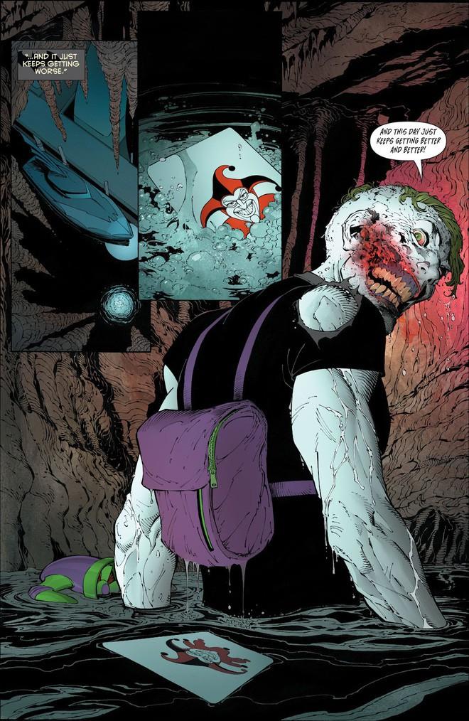 Đừng tin những trang Quotes vớ vẩn, đây mới chính là 10 triết lý Joker thực sự từng nói (Phần 1) - Ảnh 11.