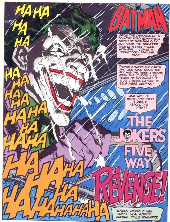 Đừng tin những trang Quotes vớ vẩn, đây mới chính là 10 triết lý Joker thực sự từng nói (Phần 1) - Ảnh 14.
