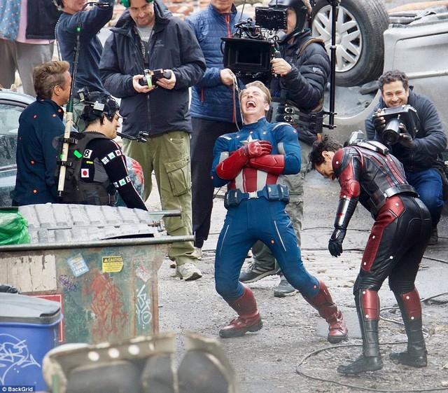 Đây, bộ giáp mà Iron Man sẽ dùng để chiến đấu với Thanos trong Avengers 4 - Ảnh 3.