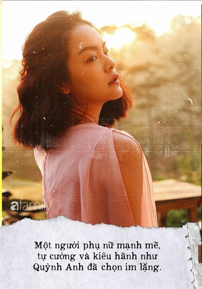 Phạm Quỳnh Anh và cuộc hôn nhân tan vỡ: Khi phụ nữ không còn dùng tiếng khóc để nói về sự khổ đau - Ảnh 4.