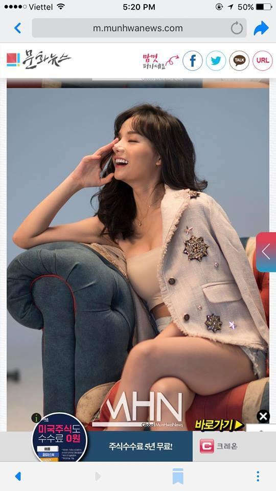 Nữ CĐV xinh đẹp hot nhất mùa ASIAD 2018 bất ngờ phủ sóng hàng loạt trang báo Hàn Quốc, tiết lộ sẽ xuất hiện trên màn ảnh nhỏ - Ảnh 3.