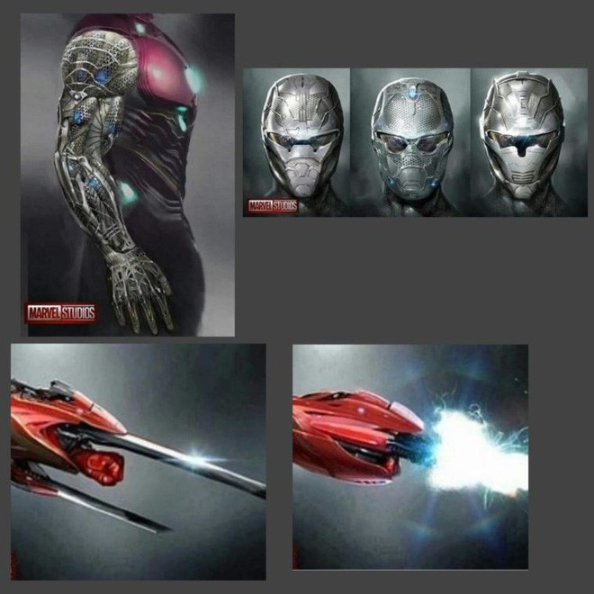 Đây, bộ giáp mà Iron Man sẽ dùng để chiến đấu với Thanos trong Avengers 4 - Ảnh 4.