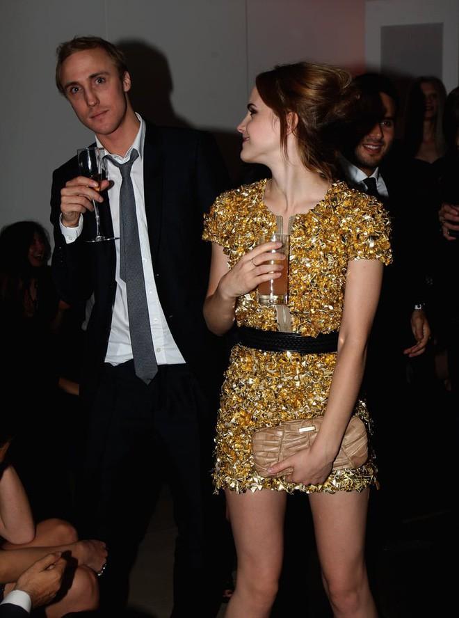 Đời tư kín tiếng nhưng tình sử của Emma Watson cũng dài dằng dặc chẳng kém Taylor Swift - Ảnh 5.