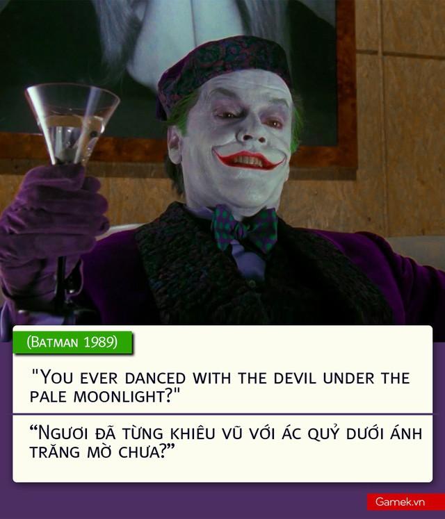 Đừng tin những trang Quotes vớ vẩn, đây mới chính là 10 triết lý Joker thực sự từng nói (Phần 1) - Ảnh 4.