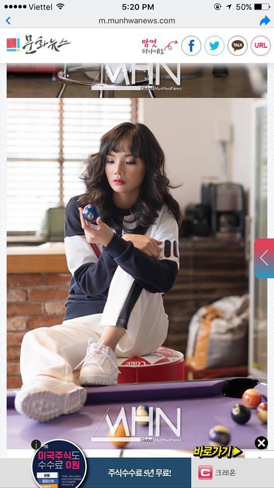Nữ CĐV xinh đẹp hot nhất mùa ASIAD 2018 bất ngờ phủ sóng hàng loạt trang báo Hàn Quốc, tiết lộ sẽ xuất hiện trên màn ảnh nhỏ - Ảnh 5.