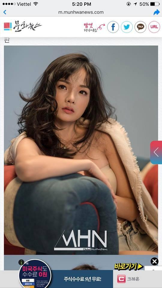Nữ CĐV xinh đẹp hot nhất mùa ASIAD 2018 bất ngờ phủ sóng hàng loạt trang báo Hàn Quốc, tiết lộ sẽ xuất hiện trên màn ảnh nhỏ - Ảnh 6.