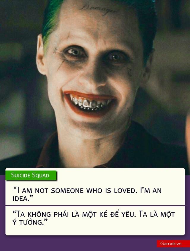 Đừng tin những trang Quotes vớ vẩn, đây mới chính là 10 triết lý Joker thực sự từng nói (Phần 1) - Ảnh 6.