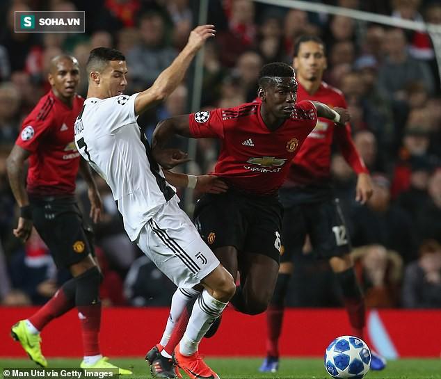 Sự thật buồn đằng sau cách biệt 1 bàn mong manh giữa Man United và Juventus - Ảnh 2.