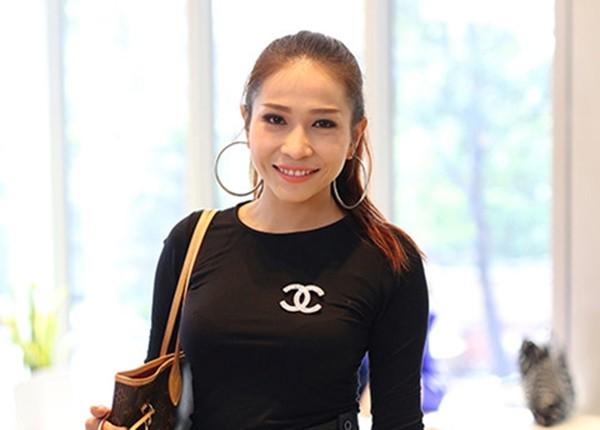Diễn viên hài Khả Như ngày càng gợi cảm, quyến rũ - Ảnh 3.