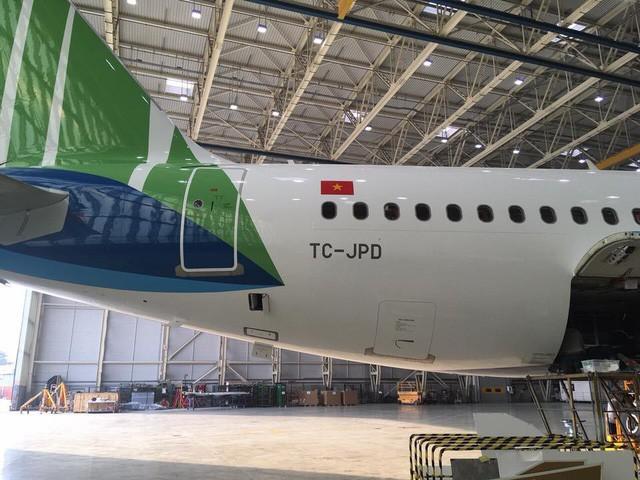Máy bay Bamboo Airways được tích hợp những công nghệ tiên tiến nào? - Ảnh 1.