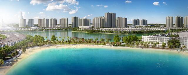 Lộ diện những hình ảnh đầu tiên, hình dung về một đại đô thị như ở Singapore tại VinCity Ocean Park như thế nào? - Ảnh 2.