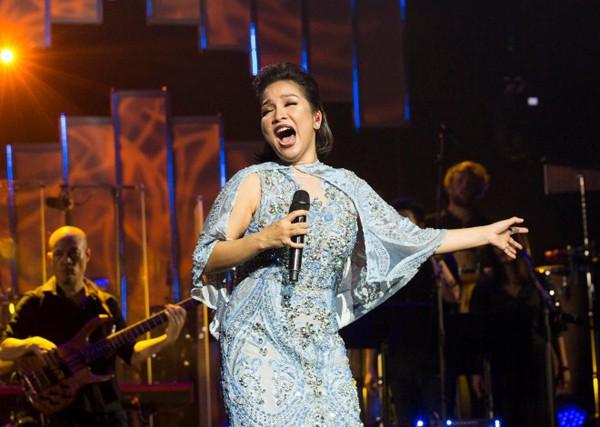 Hồng Nhung, Mỹ Linh - khi diva hát quên lời, thêm lời và nổi loạn với hits của đàn em - Ảnh 4.