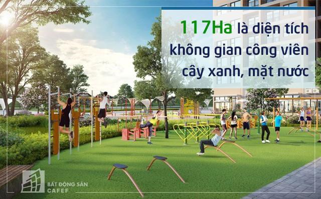 Lộ diện những hình ảnh đầu tiên, hình dung về một đại đô thị như ở Singapore tại VinCity Ocean Park như thế nào? - Ảnh 5.