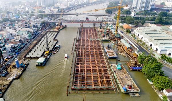 Công ty tư vấn giám sát dự án chống ngập 10.000 tỷ đồng ở Sài Gòn bị đề nghị rút giấy phép - Ảnh 1.