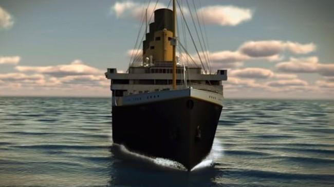 Con tàu huyền thoại Titanic sẽ trở lại vào năm 2020, vẫn đi theo lộ trình giống 100 năm trước - Ảnh 1.