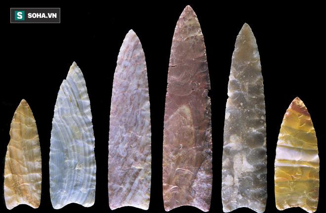 Phát hiện cổ vật niên đại 15.500 năm: Lịch sử Bắc Mỹ có thể phải viết lại! - Ảnh 3.