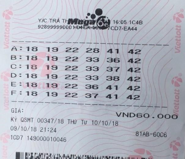 Nữ khách hàng ở Quảng Ninh lĩnh thưởng giải Jackpot 66,6 tỷ đồng - Ảnh 2.