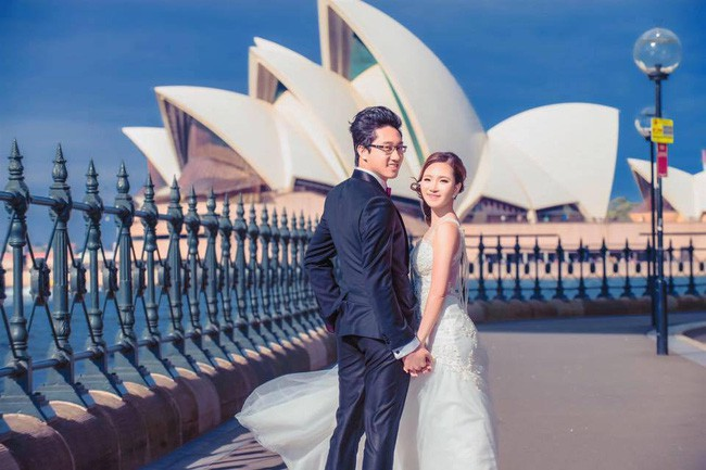 Tiết lộ danh tính vợ của Nguyễn Việt Hùng - Tiến sĩ du học Úc, điển trai không ai bằng đang làm chao đảo MXH - Ảnh 4.